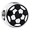 Chamilia Sterling Silver Kick It Bead - Product number 4340787