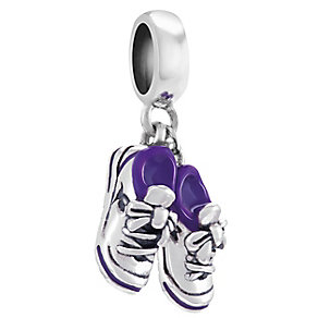 Chamilia Sterling Silver In Training Charm - Product number 4341422