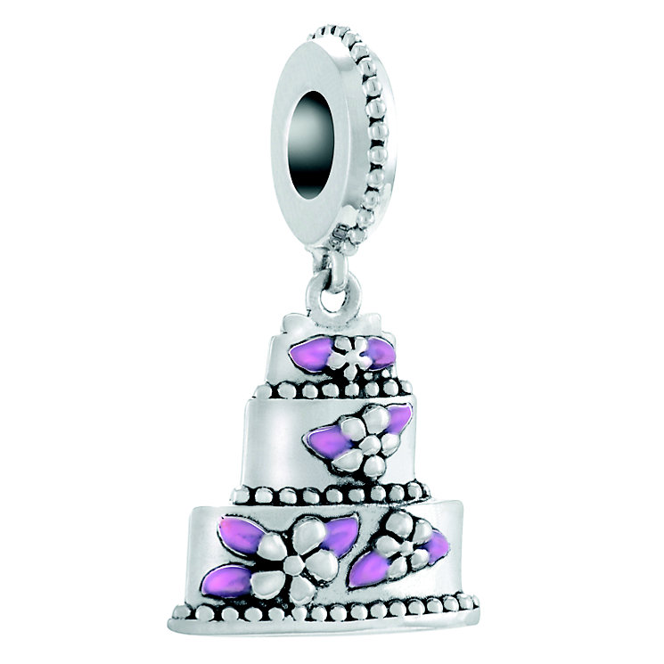 Chamilia Sterling Silver Wedding Cake Charm - Product number 4342143