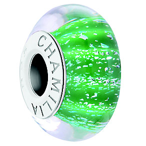 Chamillia Sterling Silver Natural Elements Green Bead - Product number 4342186