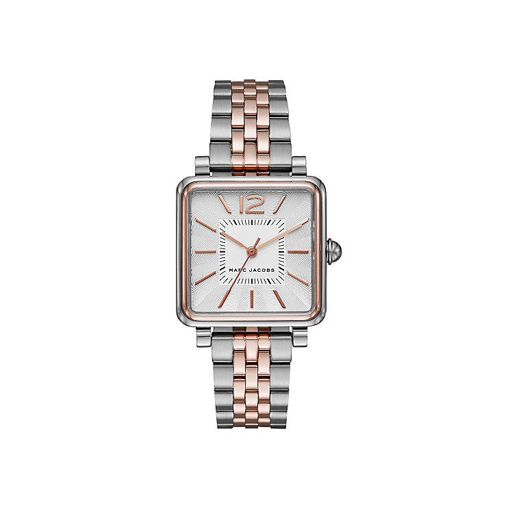 Marc Jacobs Ladies' Two Colour Bracelet Watch - Product number 4348206