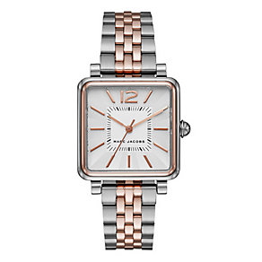 Marc Jacobs Ladies' Two Colour Bracelet Watch - Product number 4348206