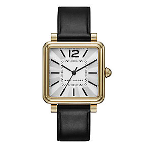 Marc Jacobs Ladies' Gold Tone Strap Watch - Product number 4348214