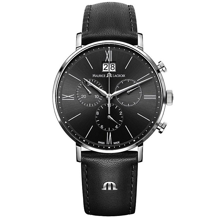 Maurice Lacriox Men's Stainless Steel Strap Watch - Product number 4351053