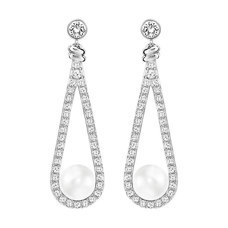Swarovski Enlace Earrings - Product number 4353943