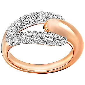 Swarovski Every Rose Gold Platedring Size L - Product number 4354443