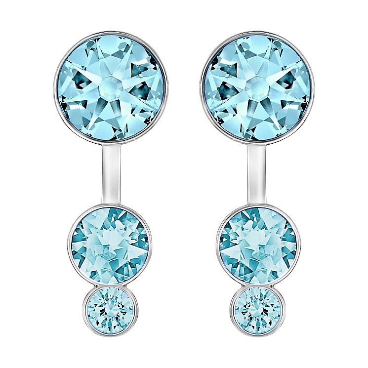 Swarovski Slake Aquamarine Ear Jacket - Product number 4354834