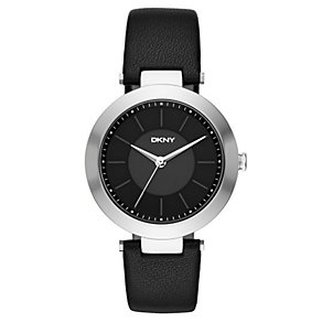 DKNY Ladies' Stainless Steel Strap Watch - Product number 4355393