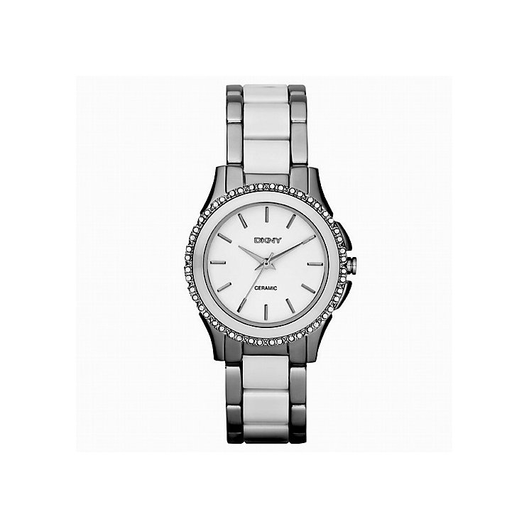 DKNY Ladies' Stainless Steel Strap Watch - Product number 4355458
