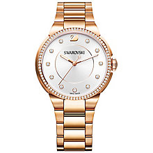 Swarovski City Rose Gold Plated Watch - Product number 4358651