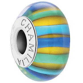 Chamilia Rio Carni Tango Sterling Silver & Murano Glass Bead - Product number 4364554