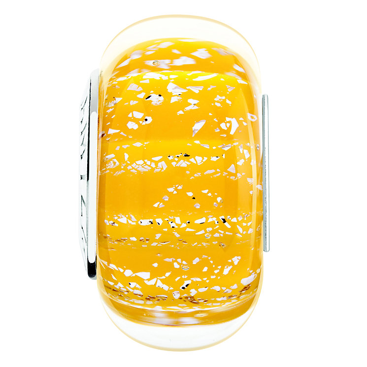 Chamilia Sunshine Sterling Silver & Murano Glass Bead - Product number 4364813