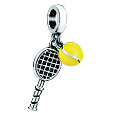 Chamilia Game Set, Match Sterling Silver & Enamel Charm Bead - Product number 4364899