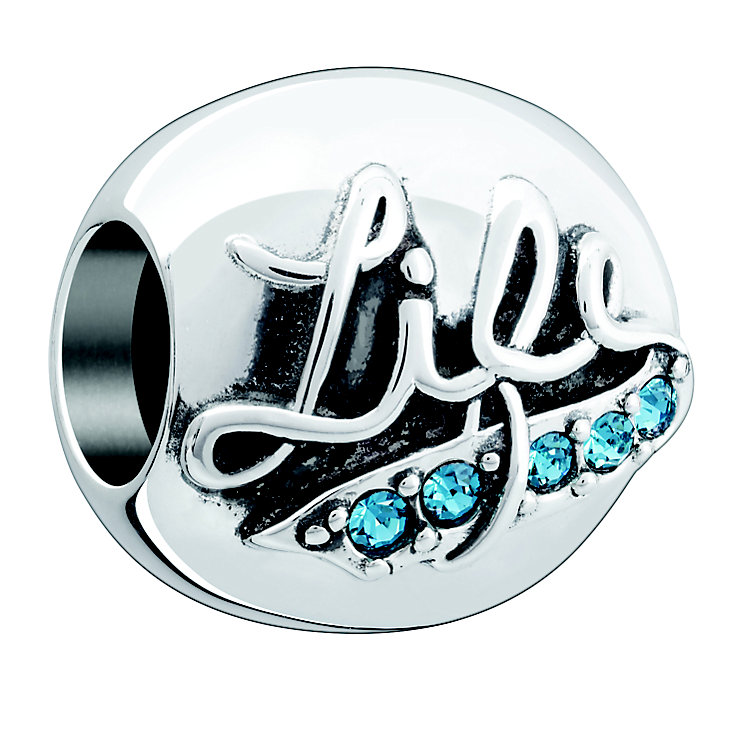 Chamilia Life Is A Team Sport Swarovski Bead - Product number 4365313