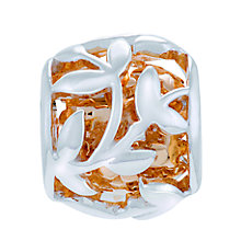 Chamilia Captured Vines Sterling Silver & Gold-Plated Bead - Product number 4369181