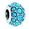 Chamilia Splendor Silver Caribbean Blue Opal Swarovski Bead - Product number 4374738
