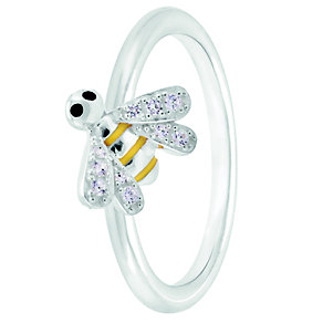 Chamilia Honey Bee Stacking Ring Medium - Product number 4375866