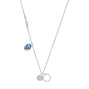 Swarovski Duo Circle Pendant - Product number 4378717
