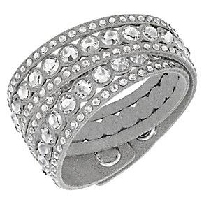 Swarovski slake Grey Bracelet Size M - Product number 4379128