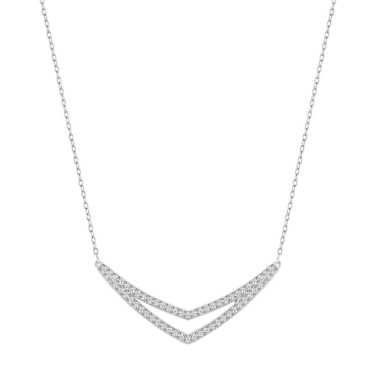 Swarovski Alpha Necklace - Product number 4380185