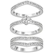 Swarovski Alpha Ring Size N - Product number 4380576