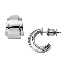 Skagen Holmen Stainless Steel Earrings - Product number 4380819