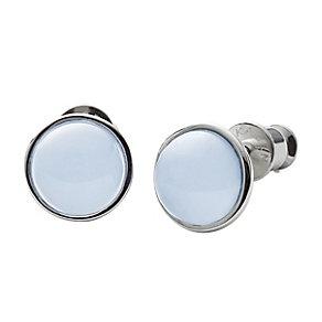 Skagen Sea Glass Stainless Steel Stud Earrings - Product number 4380894