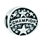 Chamilia Silver Swarovski 'My Daughter Is A Champion' Bead - Product number 4380916