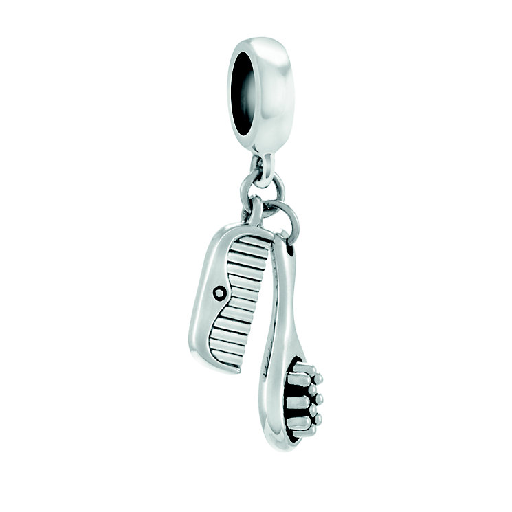 Chamilia Neat & Pretty Sterling Silver Charm Bead - Product number 4381351