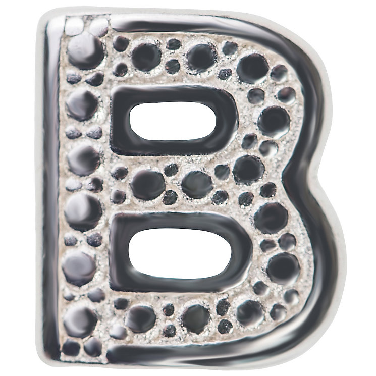 Chamilia Locket Memory Charm Letter B - Product number 4381505