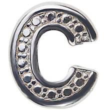 Chamilia Keepsake Locket Memory Charm Letter C - Product number 4381653
