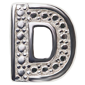 Chamilia Locket Memory Charm Letter D - Product number 4381785