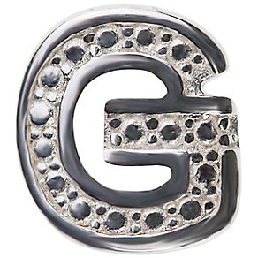 Chamilia Locket Memory Charm Letter G - Product number 4381955