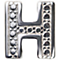 Chamilia Locket Memory Charm Letter H - Product number 4382080