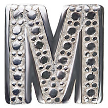 Chamilia Locket Memory Charm Letter M - Product number 4382145