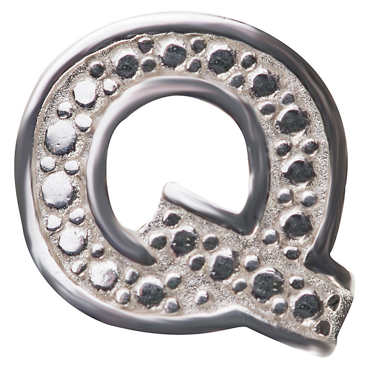 Chamilia Keepsake Locket Memory Charm Letter Q - Product number 4382196