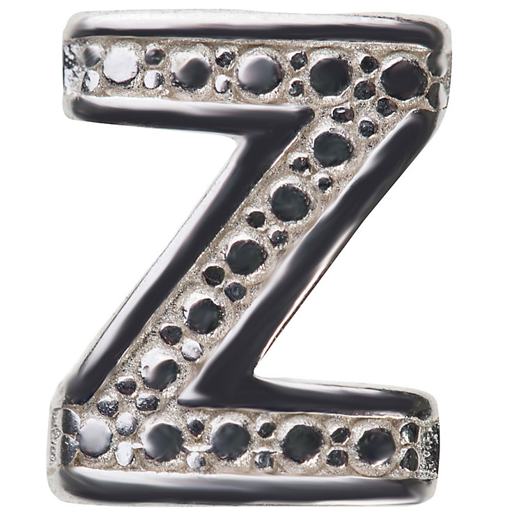 Chamilia Keepsake Locket Memory Charm Letter Z - Product number 4382331