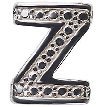 Chamilia Keepsake Locket Memory Charm Letter Z - Product number 4382331