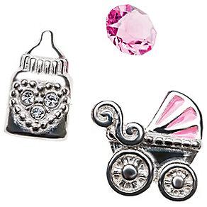 Chamilia Memory Locket Baby Girl Charms - Product number 4382668