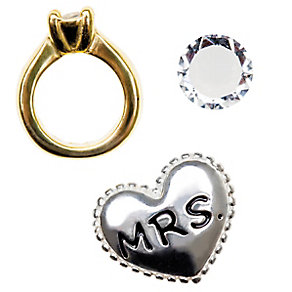 Chamilia Memory Locket Wedding Charms - Product number 4382714