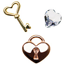 Chamilia Memory Locket Key To My Heart Charms - Product number 4382722