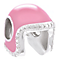 Chamilia Sterling Silver & Pink Enamel Helmet Bead - Product number 4383184