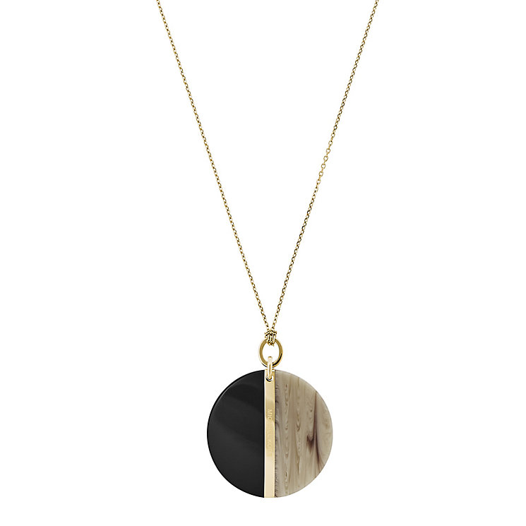 Michael Kors Colour Block Gold Tone Necklace - Product number 4385004