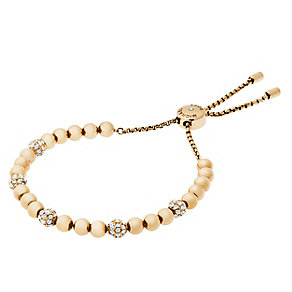 Michael Kors Wisteria Gold Tone Bracelet - Product number 4385055