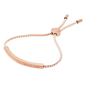 Michael Kors Nautical Rose Gold Tone Bracelet - Product number 4385268