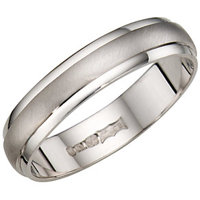 Bride's White Gold Ring - Product number 4399862