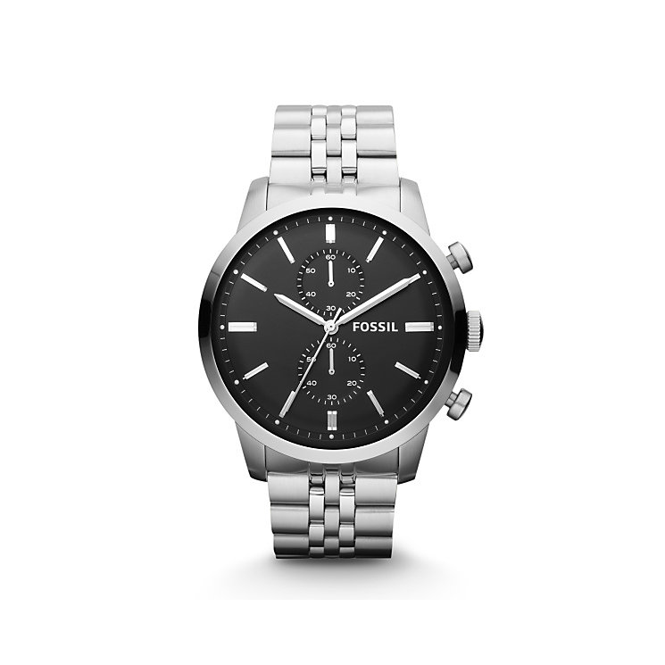 Fossil Townsman Men's Stainless Steel Bracelet Watch - Product number 4401875