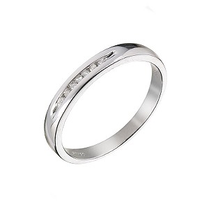 Platinum Diamond Ring - Product number 4402529