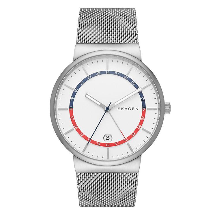Skagen Ancher Men's Stainless Steel Bracelet Watch - Product number 4418182