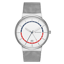 Skagen Ancher Men's Stainless Steel Bracelet Watch - Product number 4418182
